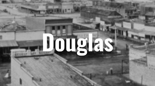 Seluk Beluk Kota Douglas Arizona